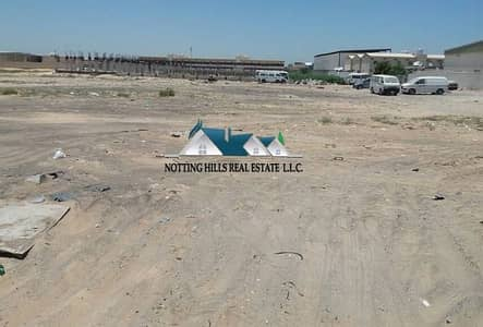 Plot for Sale in Al Mowaihat, Ajman - Residential + Commercial G+2 Land for Sale in Al jMowaiyat 1
