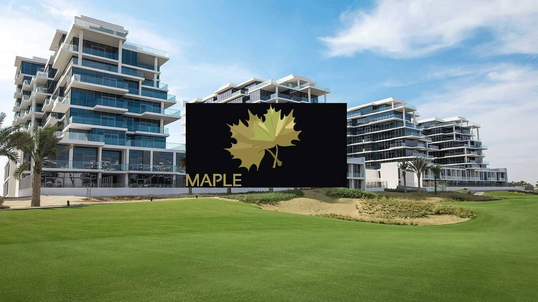 11 Brand New Ready To Move 2BR Apartment In Damac Hills