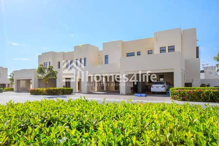 3 Bedroom Townhouse for Sale in Reem, Dubai - 3BR+M|Type I |Best Price|Quite Location