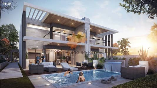 فیلا 6 غرف نوم للبيع في داماك هيلز (أكويا من داماك)، دبي - Huge 6BR Brand New Villas || Luxury Boutique Villa || Last Unit Left