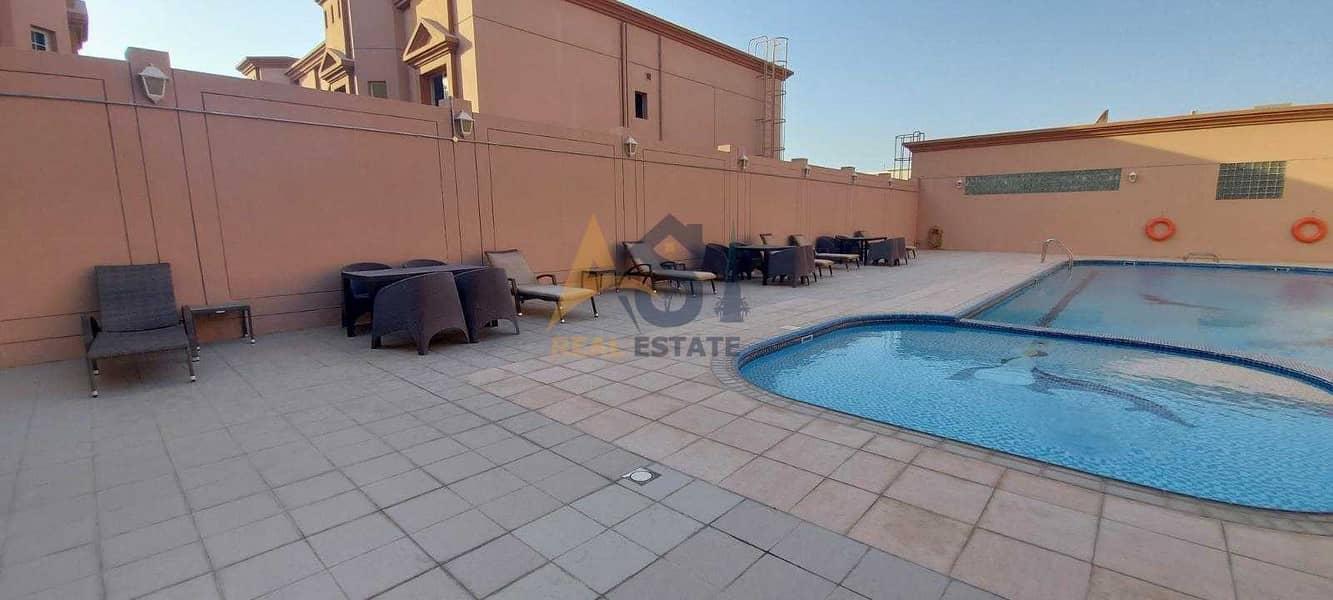 27 Renovated Lavish 5 BR+ Maid's Room Villa| Private Garden| For Rent