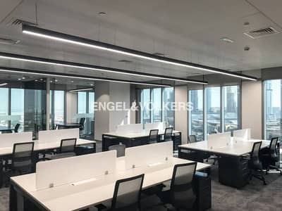 Luxurious|Fully Furnished|Serviced Office