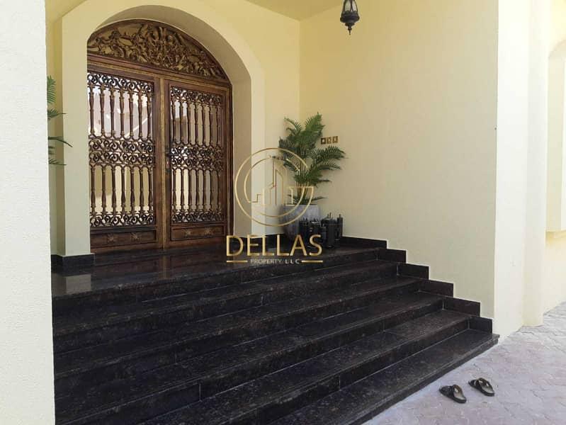 Amazing Villa | 8  Bedrooms + Maid Room