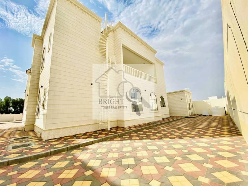 2 8 Bedroom Brand new Villa in al Zakher