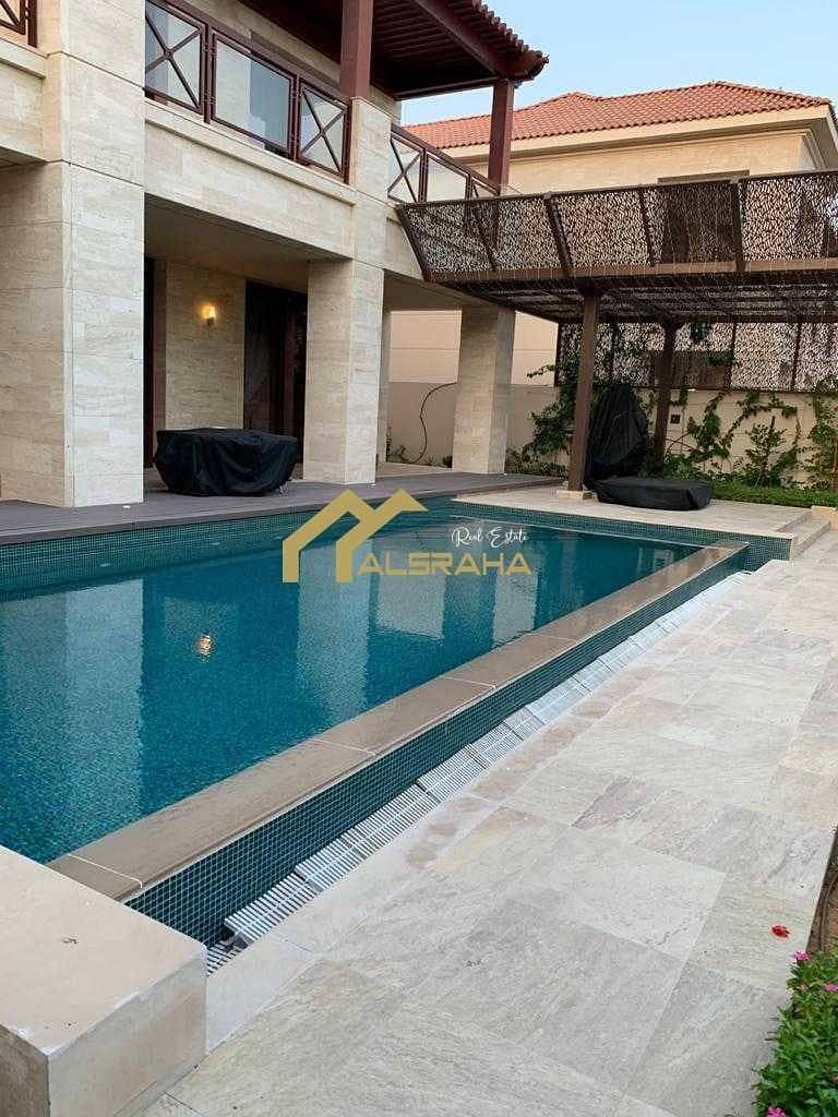 Residential villa in Saadiyat Island - Hadd Al Saadiyat