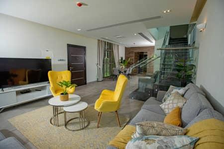 4 Bedroom Villa for Rent in Jumeirah Village Circle (JVC), Dubai - Holiday home 4 BDR villa in Jumeirah village circle