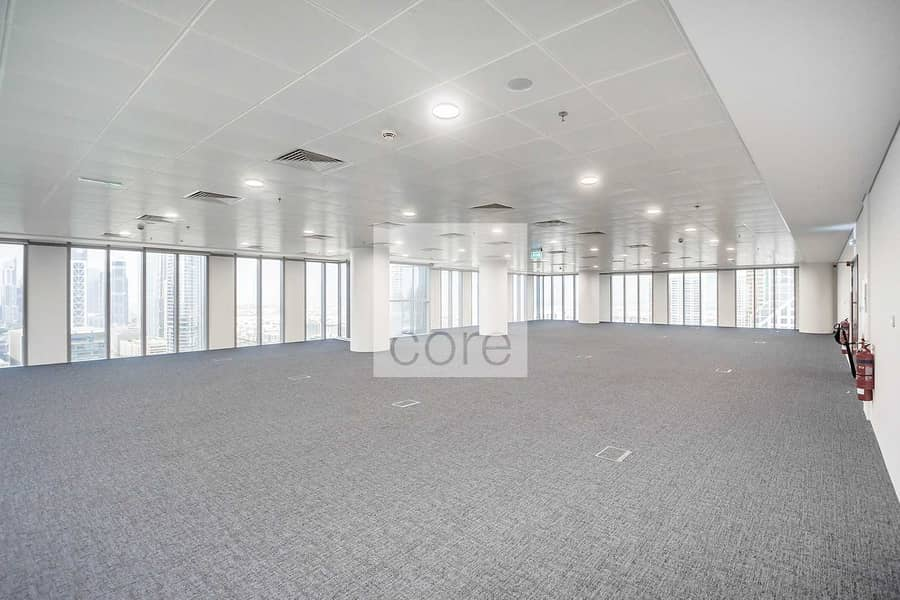 Spacious Office | CAT A Fitted | Mid Floor