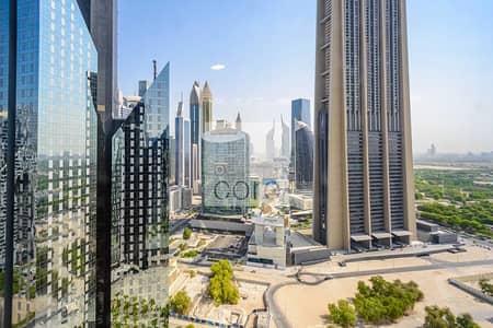 مکتب  للايجار في مركز دبي المالي العالمي، دبي - Available Office   Fully Fitted   Mid Floor