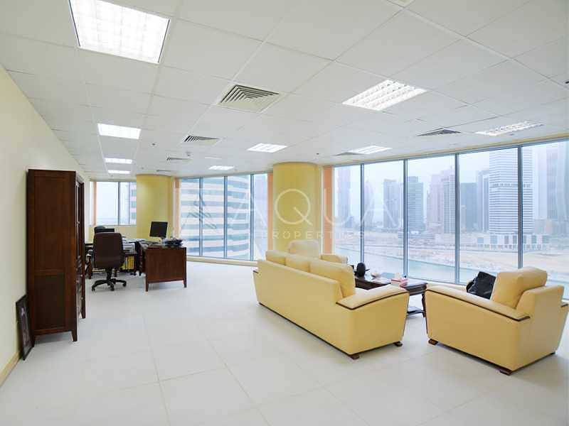 Fitted Office | Lake View | Business Tower