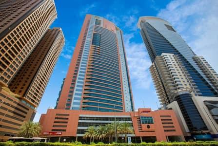 شقة 3 غرف نوم للايجار في مدينة دبي للإنترنت، دبي - شقة في برج الجواهر دبي مدينة دبي للإنترنت 3 غرف 135000 درهم - 5234678