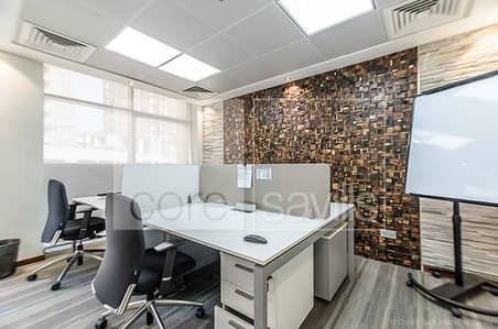 Fitted and furnished office | Design House