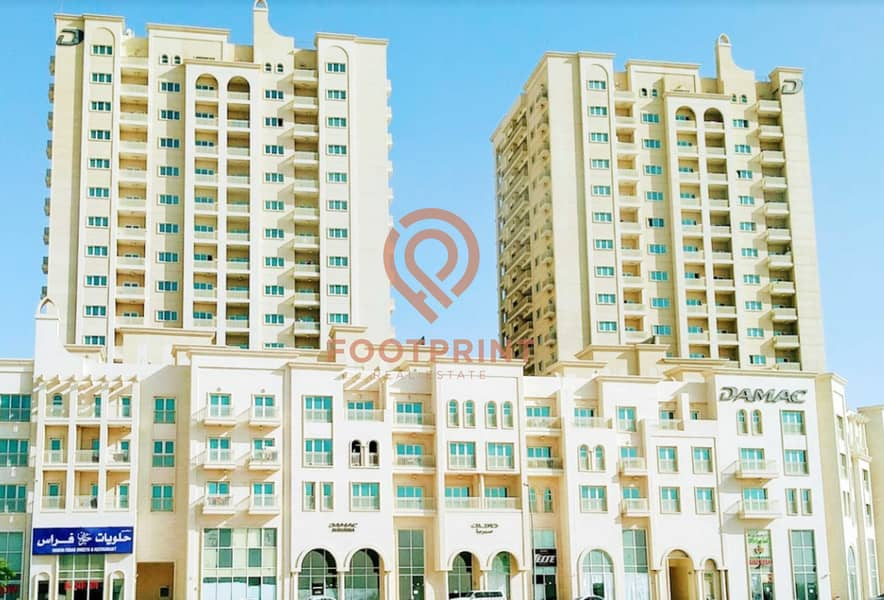 Best layout 1BH Suburbia Tower Biggest Unit Rented