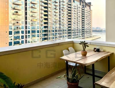 فلیٹ 2 غرفة نوم للبيع في نخلة جميرا، دبي - 2 BR type C+ Maid | Marina Residence 1 | Negotiable