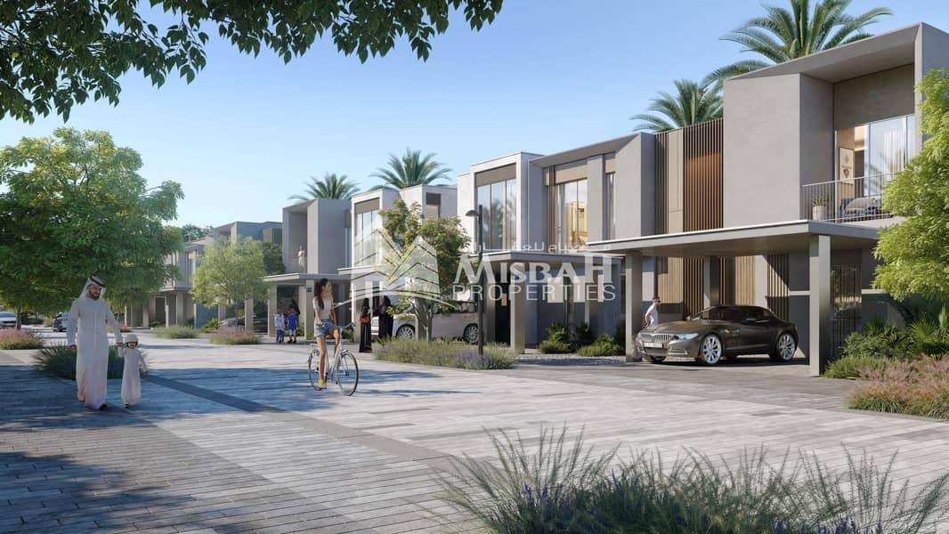 18 payment plan option on Dubai-Al Ain Road.