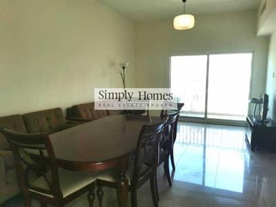 شقة 3 غرف نوم للايجار في مدينة دبي للإنتاج، دبي - Furnished / Well-Maintained 3 Bed / Vacant