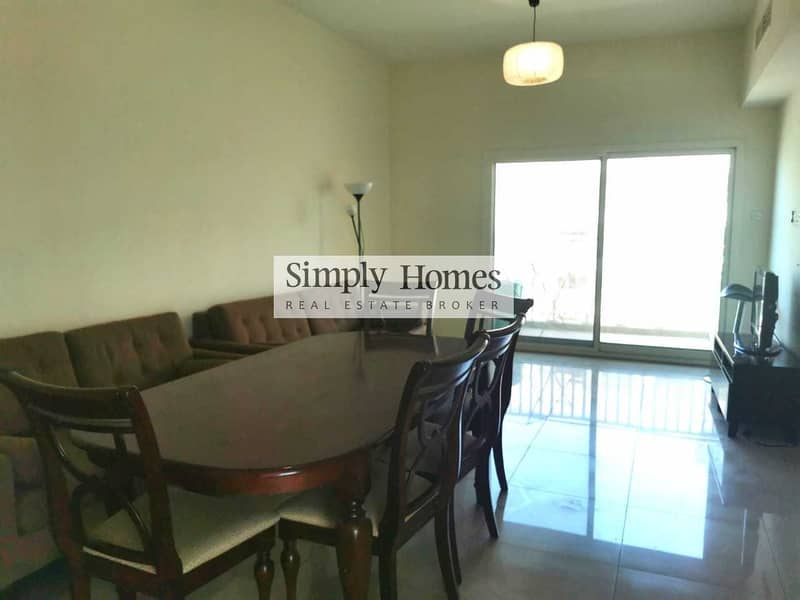Furnished / Well-Maintained 3 Bed / Vacant