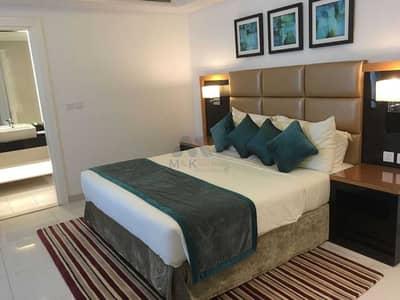 فلیٹ 1 غرفة نوم للايجار في الخليج التجاري، دبي - شقة في برج كابيتال باي B أبراج كابيتال باي الخليج التجاري 1 غرف 70000 درهم - 5325721
