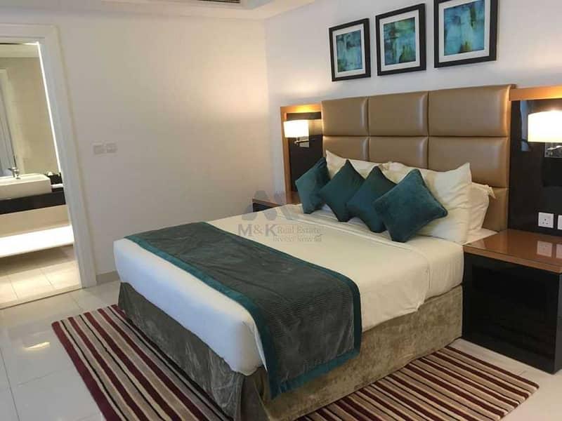 شقة في برج كابيتال باي B أبراج كابيتال باي الخليج التجاري 1 غرف 70000 درهم - 5325721
