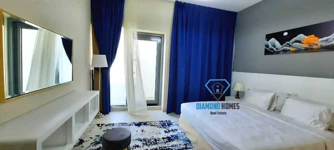 1 Bedroom Apartment for Rent in Al Satwa, Dubai - Fully  Furnished   Elegant 1BR   Spacious Lay-out  