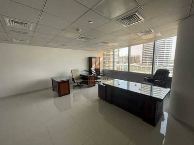 Office for Rent in Jumeirah Lake Towers (JLT), Dubai - 24/7 SECURITY OFFICE SPACE FOR RENT IN GOLD TOWER