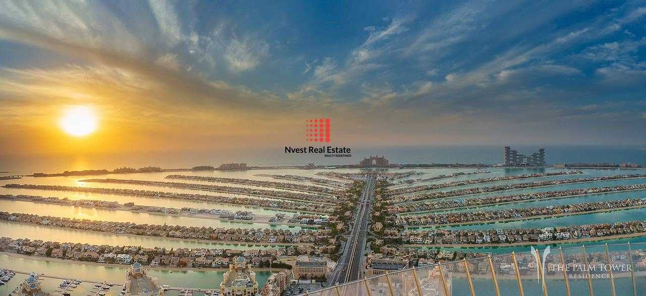 Furnished 1 Bedroom-Payment Plan Panoramic Views Of Palm Jumeirah