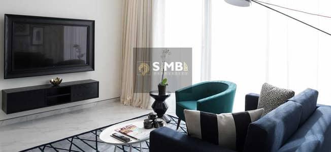 فلیٹ 1 غرفة نوم للايجار في الخليج التجاري، دبي - Furnished 1BR | Bills Included |  Hotel Serviced Apartment