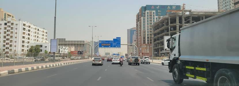 ارض تجارية  للبيع في عجمان الصناعية، عجمان - land for sale freehold