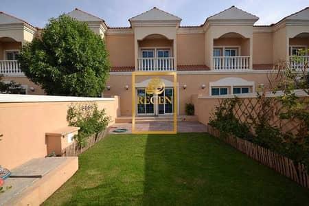 فیلا 1 غرفة نوم للايجار في قرية جميرا الدائرية، دبي - Vacant - One Bedroom Hall Townhouse for Rent at JVC