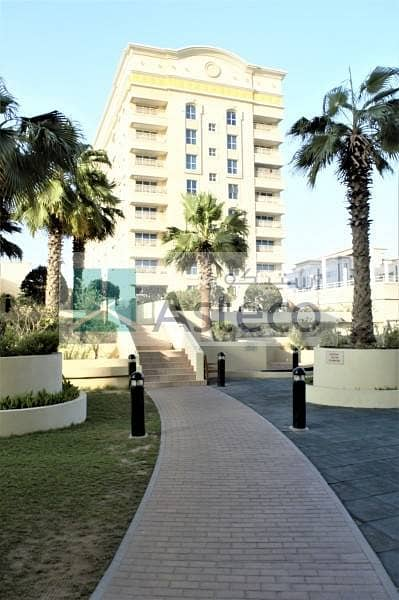 2 Bedroom Flat for Rent in Al Badaa, Dubai - Well laid-out 2 bedroom apartment in A+ building