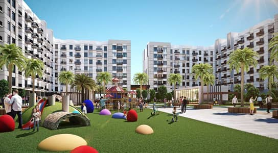 Studio for Sale in International City, Dubai - Best Offer | Pay Monthly 1% | Studio Apartment For Sale In Lawnz Danube!