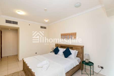 فلیٹ 2 غرفة نوم للبيع في وسط مدينة دبي، دبي - High Floor  Spacious l Vacant   Hugh Balcony
