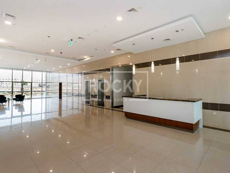 10 Exclusive|Large Layout 1 Bed|Balcony|Al Furjan
