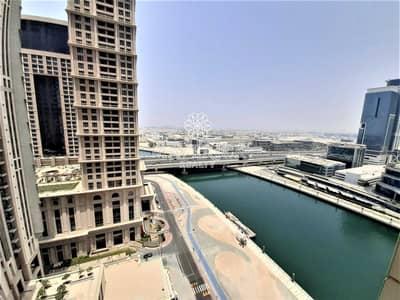 فلیٹ 2 غرفة نوم للايجار في الخليج التجاري، دبي - Exclusive! Canal View | Furnished 2BR | High Floor