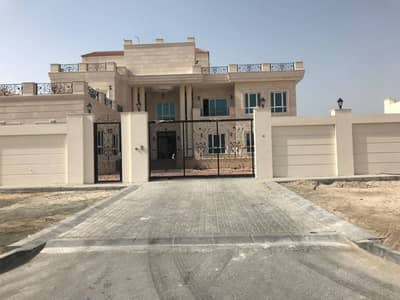 For Sale Villa Semi-palace External Majlis And Garden Front And Back