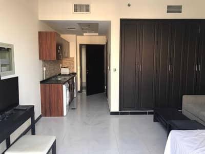 Studio for Sale in Jumeirah Village Circle (JVC), Dubai - Rented | Furnished Studio For Sale | Kensington Manor, JVC