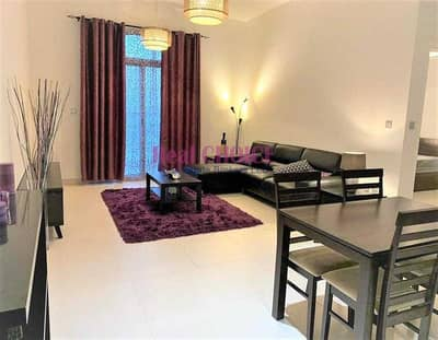1 Bedroom Flat for Sale in Al Furjan, Dubai - Fully Furnished | Pool View | Close To Metro