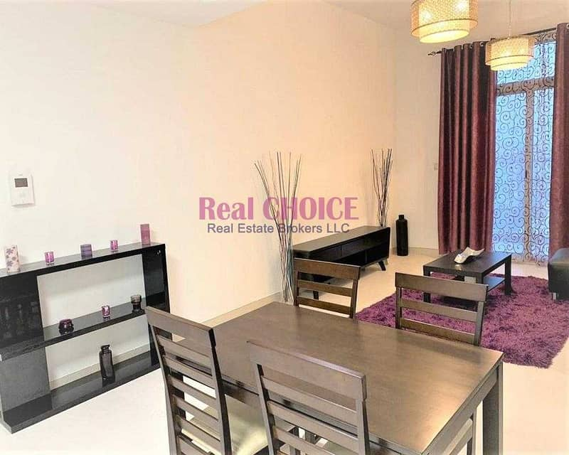 2 Fully Furnished | Pool View | Close To Metro
