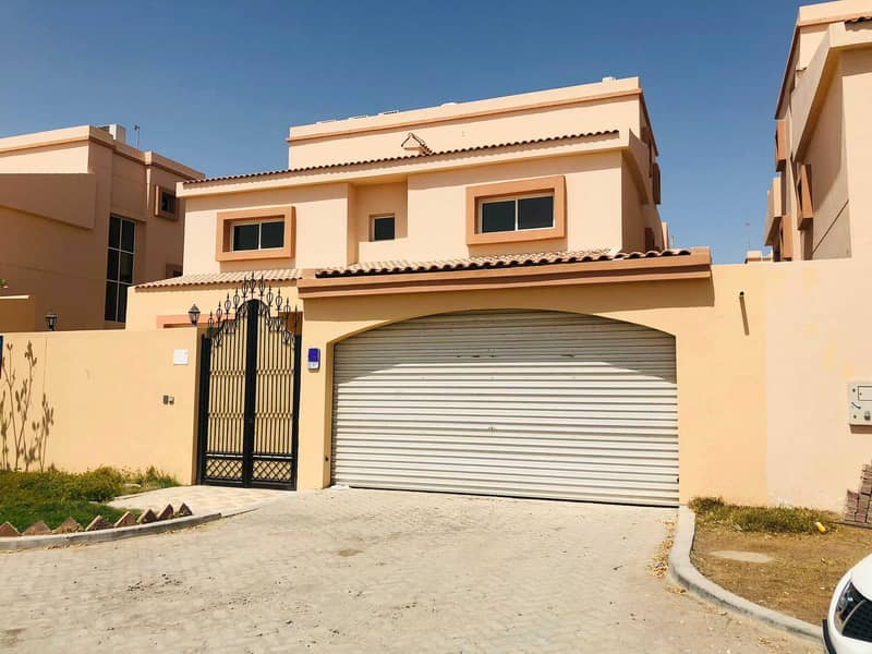 Fabulous Separate Villa With Swimming Pool AED 170k