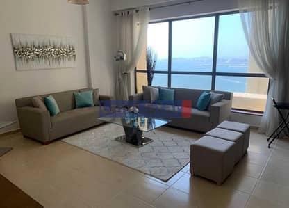 3 Bedroom Apartment for Rent in Jumeirah Beach Residence (JBR), Dubai - AMAZING  II FULLY FURNISHED II AMAZING SEA VIEW