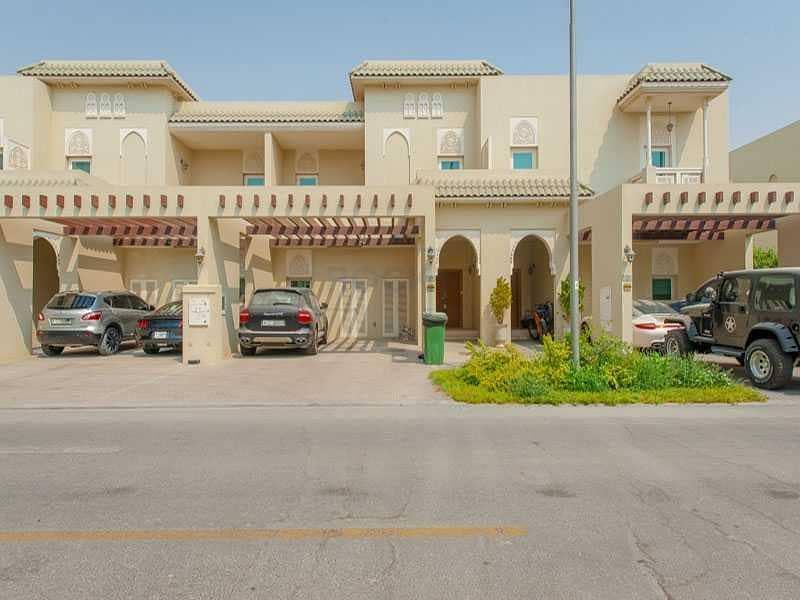Wonderful 3 B/R Villas |  Maid's Room  & Garden Space | Community Facilities | Al Furjan