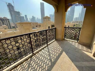 2 Bedroom Apartment for Rent in Old Town, Dubai - Available Now | High Floor | Chiller Free