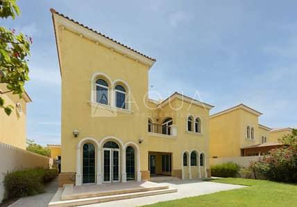 فیلا 3 غرف نوم للبيع في جميرا بارك، دبي - VOT | Private Garden | Maid's | Close to Park