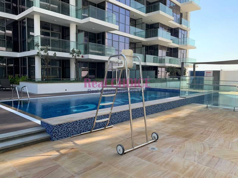 12 High Floor | Fully Furnished 1 Bed | Golf View