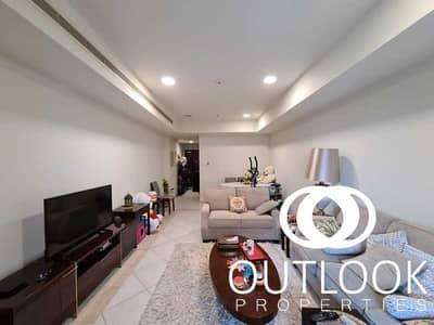 فلیٹ 2 غرفة نوم للايجار في دبي مارينا، دبي - High Floor|High Quality|Spacious