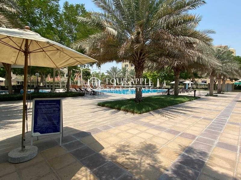 شقة في مساكن البادية دبي فيستيفال سيتي 1 غرف 84000 درهم - 5294822