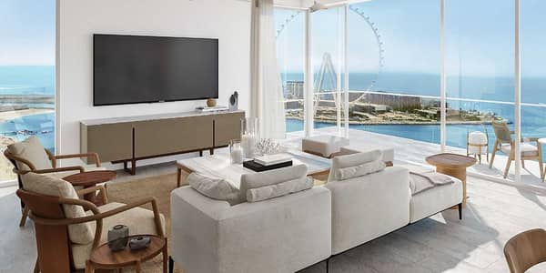 3 Bedroom Flat for Sale in Jumeirah Beach Residence (JBR), Dubai - FULL SEAVIEW I MID FLOOR I BEST LAYOUT