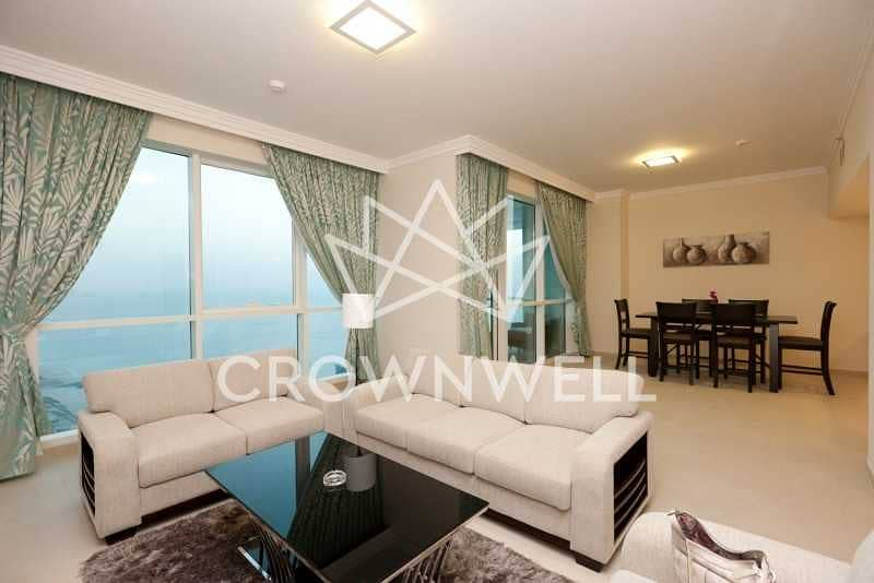 2 High Floor |  Balcony + Seaview | Ready to Move-in