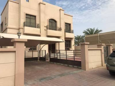 4 Bedroom Villa for Rent in Mohammed Bin Zayed City, Abu Dhabi - Private type Luxurious VL with private pool, hosh