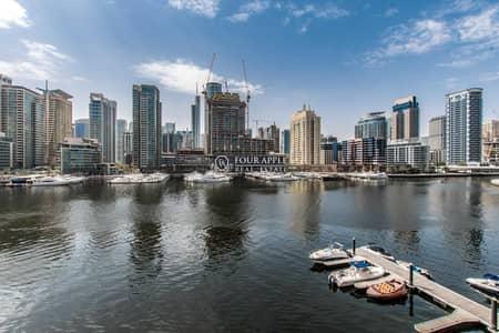 3 Bedroom Villa for Sale in Dubai Marina, Dubai - Semi Furnished | Full Marina View  | Podium Villa