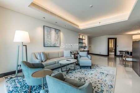 2 Bedroom Flat for Rent in Downtown Dubai, Dubai - Best Corner Unit | 01 Type | Burj and Fountain